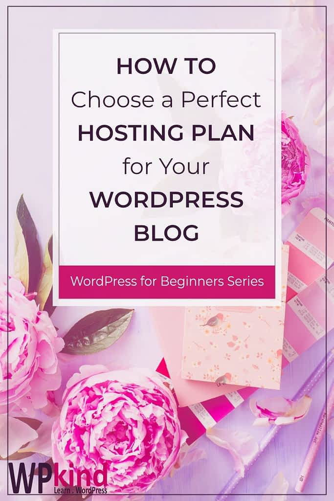 How To Choose a Perfect Host for Your WordPress Blog