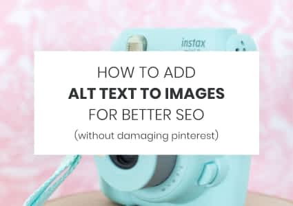 How To Add ALT Text To Images For Better SEO