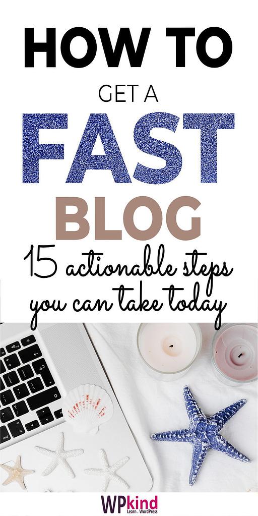 15 Super Easy Ways To Speed Up WordPress