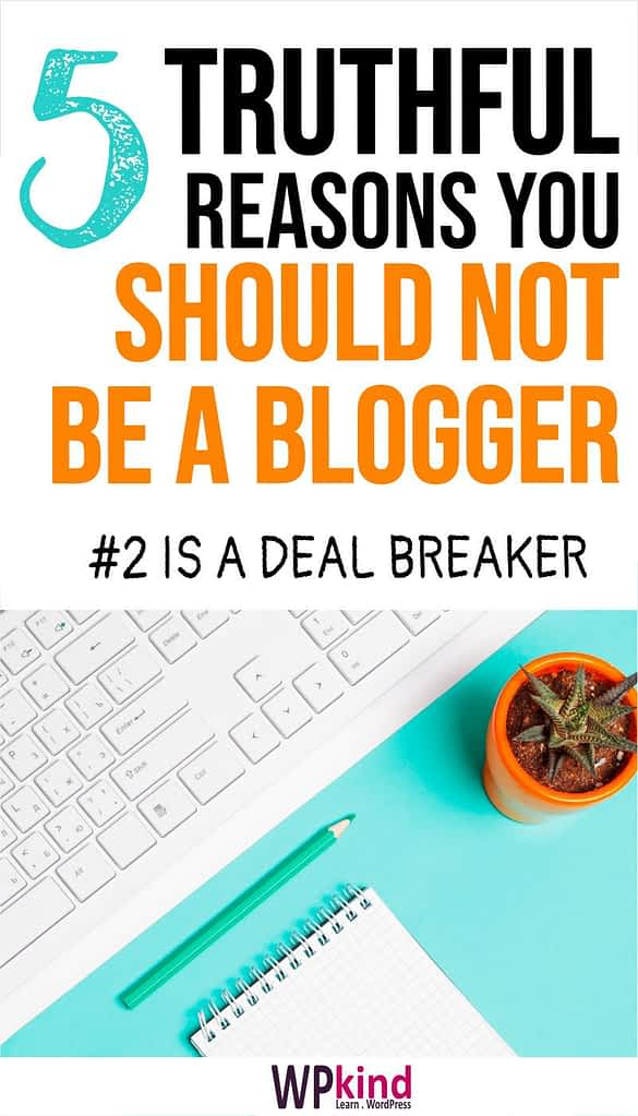 Five Reasons Why You Should Start A Blog