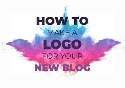 How to make a logo for your WordPress blog
