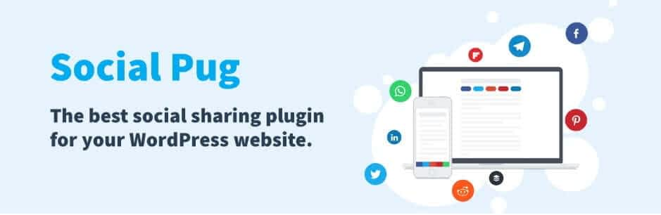 Social Pug WordPress plugin